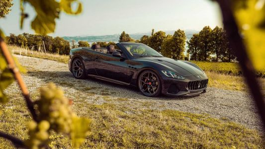 Pogea Racing Spices Up The Aging Maserati GranCabrio