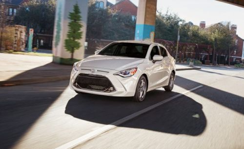 2019 Toyota Yaris Sedan: iA No More