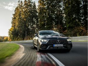 Mercedes-AMG GT 63 S 4Matic Is As Quick As Ferrari Enzo Around The Ring