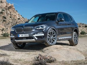 BMW X3 Now Available With A Petrol Motor