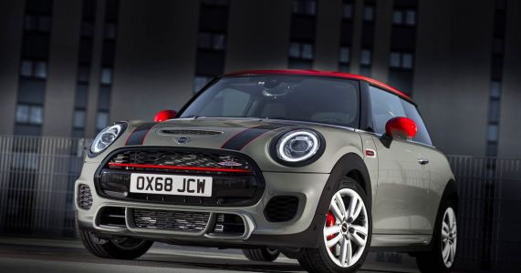 The Hot Mini JCW Is Back, And It's Greener Than Before
