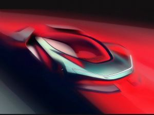 Automobili Pininfarina Electric Hypercar Teased