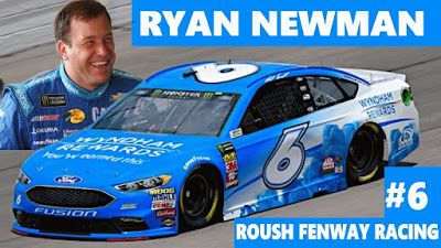 Ryan Newman to make Roush Fenway debut in Daytona Clash