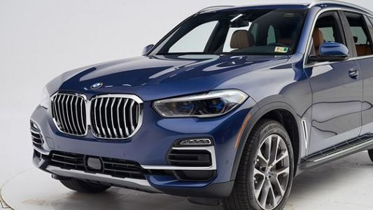 2019 BMW X5 earns highest safety award