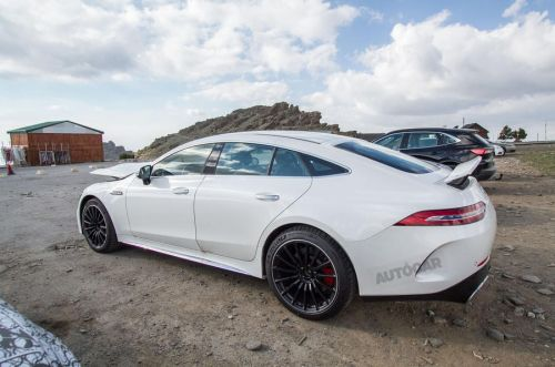 Hybrid 800 HP Mercedes-AMG GT 73 4-Door Coming Next Year