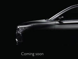 MG Motor To Reveal SUV Name Tomorrow