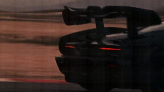 McLaren Senna Looks Blisteringly Fast With Bruno Senna Behind The Wheel