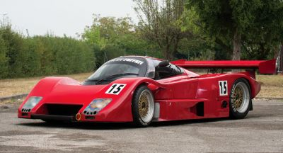 We Want This Lancia-Ferrari Group C Racer Like Nobody's Business