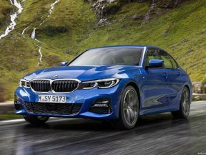 All-new BMW 3 Series Launched At Rs 4140 Lakh