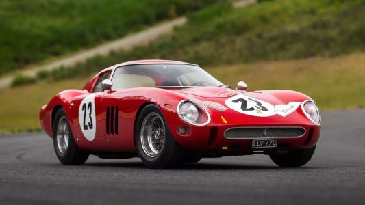 This 1962 Ferrari 250 GTO Smashed The Auction Record With Almost R700 Million Price Tag