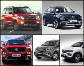 Top 5 Car News Of The Week Venue Bookings Ertiga Diesel TUV300 Facelift And More