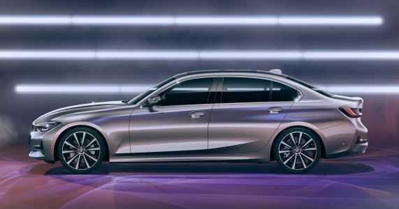 The BMW 3-Series Gran Limousine Is A Long Wheelbase Curio