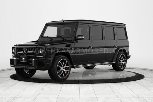 Bulletproof Mercedes-AMG G63 Limo Will Set You Back R16 Million