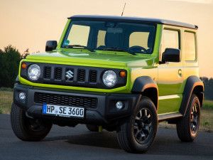 Could Maruti Suzuki bring the Jimny to India for Auto Expo 2020