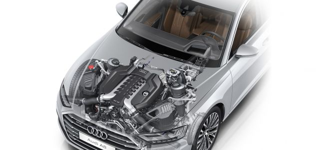 New A8 Will Be Last Audi With The Silky Smooth W12 Engine