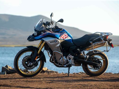 2020 BMW F 850 GS Adventure MC Commute Review Photo Gallery