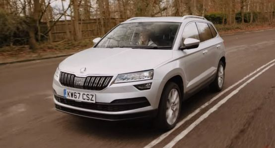 Is The Skoda Karoq Even Better Than The VW Tiguan?