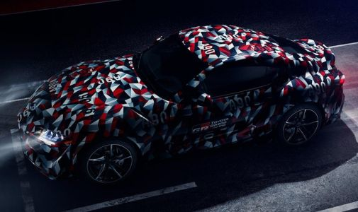 Toyota Supra To Debut At Goodwood Festival of Speed