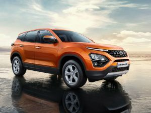 Tata Harrier Details Emerge Will Get Smartphone Slots And Cooled Storage