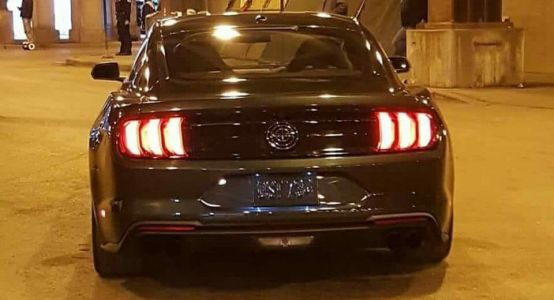 These Pictures Confirm The 2018 Ford Mustang Bullitt