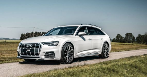 Abt's 400bhp Audi A6 Allroad Is The Fast Wagon You Never Knew You Wanted