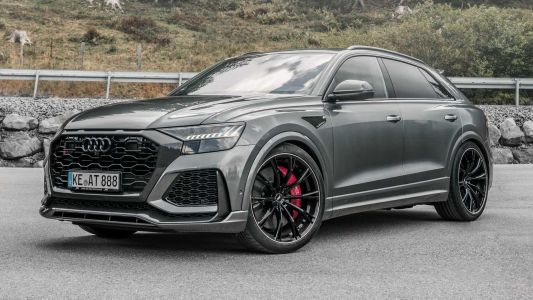 ABT Give Audi RS Q8 730 HP