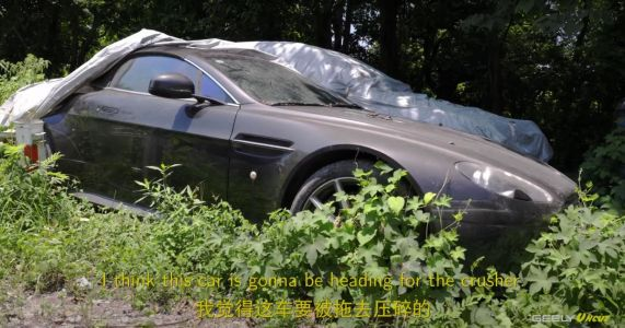 This Car Graveyard In China Is Full Of Abandoned Exotics