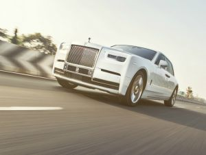 Rolls-Royce Launches Phantom VIII In India