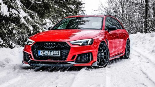 Abt's New RS4+ Will Have Enough Power To Rival a C63