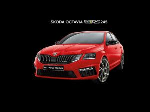 2020 Skoda Octavia RS245 India Launch Bookings To Start On March 1