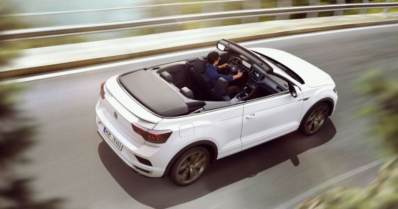 The VW T-Roc Cabriolet Has Happened