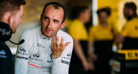 Robert Kubica Edging Closer To F1 Return With Williams