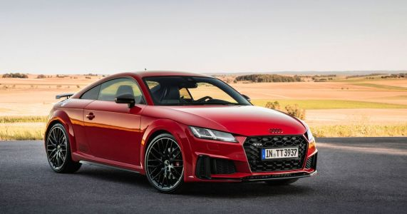 Audi TT S Gets More Power And 'Competition Plus' Trim