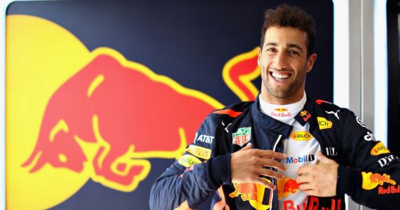 Daniel Ricciardo Is Ditching Red Bull Racing - For Renault