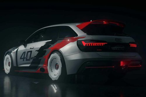 Audi RS6 GTO Concept Pays Homage To The Legendary 90 Quattro IMSO GTO