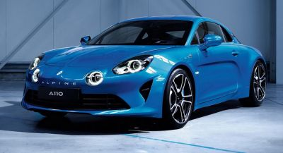 Alpine A110 To Tackle Hill Climb At Goodwood, First UK Deliveries Set For 2018