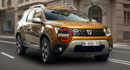 Who You Gonna Call? 2018 Dacia Duster Ain't Afraid Of No Ghosts