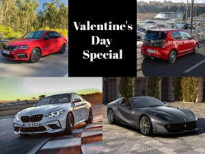 Valentines Day Special Our Favourite Car Dates And Ones That Got Away