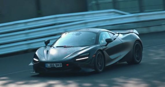 This Is Might Be The McLaren '750LT'