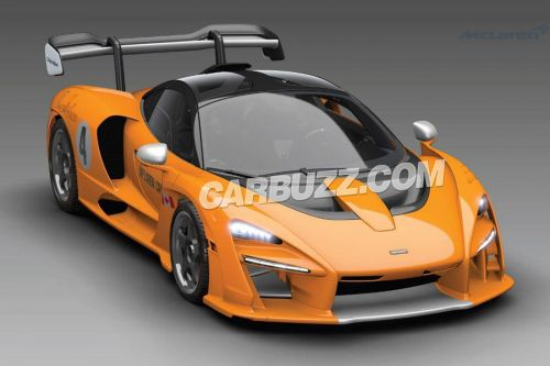 Ultra-Limited McLaren Senna Can-Am Revealed