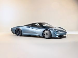 The Mind-bending Mclaren Speedtail Is Here
