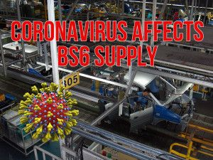 Spare Parts Supply Of BS6 Vehicles To India From China Affected In Coronavirus Outbreak