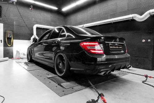 McChip-DKR Will Crank Your Old Mercedes C63 AMG To 818 HP For R1.3 Million