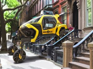 Hyundai Elevate Concept Is a Four-legged Walking Robocar From the Future