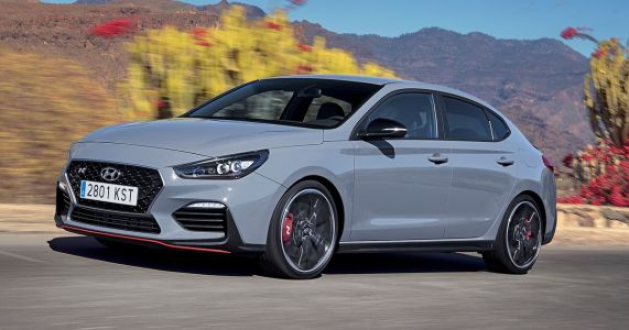 Hyundai i30 Fastback N Review: The Best Kind Of Deja Vu