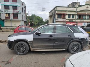 2019 Mercedes-Benz GLE Spied In India For The First Time