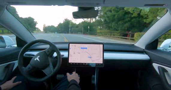 "Tesla Says Its 'Full Self Driving' Beta ""May Do The Wrong Thing At The Worst Time"""