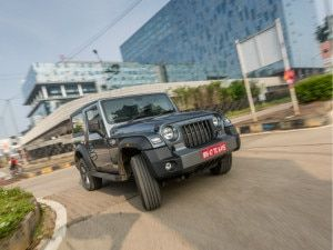Mahindra Thar Waiting Period Continues To Cross 10 Months