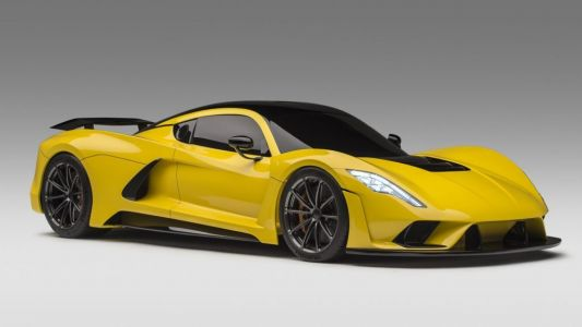 Hennessey Venom F5 Production Model Arriving in 2020