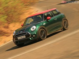Mini Cooper JCW Pro More Mini